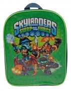 Skylanders 'Swap Force' Pvc Front School Bag Rucksack Backpack