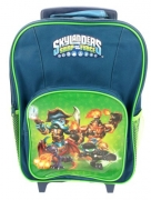 Skylanders 'Swap Force' Premium School Travel Trolley Roller Wheeled Bag