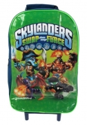 Skylanders 'Swap Force' School Travel Trolley Roller Wheeled Bag