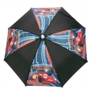 Disney Cars Neon School Rain Brolly Umbrella