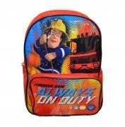 Fireman Sam School Bag Rucksack Backpack