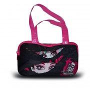 Monster High Pvc Front School Hand Bag
