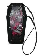 Monster High Coffin Shaped School Shoulder Bag