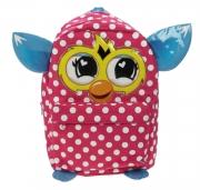 Furby Boom Girl' S Novelty Shaped School Bag Rucksack Backpack