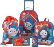 Thomas 'Sundry' 5 Piece Wheeled Bag Set