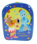 In The Night Garden Pvc Front School Bag Rucksack Backpack
