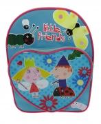 Ben and Holly 'Heart Shaped Pocket' School Bag Rucksack Backpack