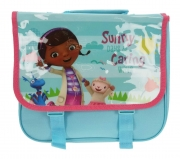 Disney Doc Mcstuffins Satchel Sunny Daysand Caring Ways School Bag Rucksack Backpack