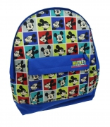 Disney Mickey Mouse 'Say Cheese' Roxy Large Sports School Bag Rucksack Backpack