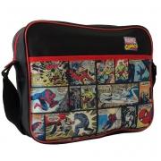 Marvel Comics 'Retro' Courier School Despatch Bag