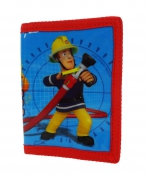 Fireman Sam 'Brave' Wallet