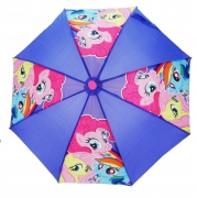 My Little Pony 'Come Fly with Me' School Rain Brolly Umbrella