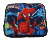 Marvel The Ultimate Spiderman 'Neon' Ipad / Tablet Case Computer Accessories