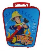 Fireman Sam 'Brave To The Core' Luggage Bag Set