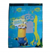 Minions Movie 'Takes Initiative' School Swim Bag