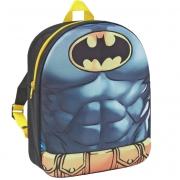 Batman 'Power' 3d Eva School Bag Rucksack Backpack