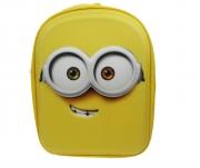 Minions 'Bob' 3d Eva School Bag Rucksack Backpack