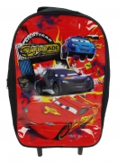 Disney Cars 'Nitroade' Street X School Travel Trolley Roller Wheeled Bag