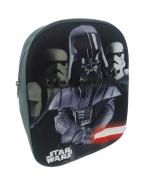 Disney Star Wars Dark Force ' Darth Vader 3d Eva School Bag Rucksack Backpack