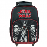 Star Wars Premium School Travel Trolley Roller Wheeled Bag