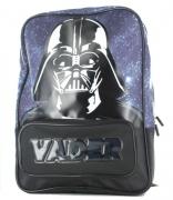 Disney Star Wars Galaxy 'Darth Vader' Front Pocket School Bag Rucksack Backpack