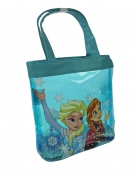 Disney Frozen 'Northern Lights' Pvc Tote Bag Shopping Shopper