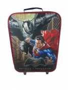 Batman vs Superman Junior Justice Luggage Bag Set