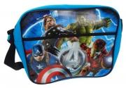 Marvel Avengers 'Electric' Courier School Shoulder Bag