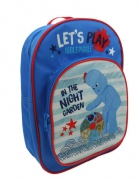 In The Night Garden 'Igglepiggle' Arch Pocket School Bag Rucksack Backpack