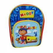 Noddy Arch Pocket School Bag Rucksack Backpack