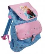 Disney Frozen 'Sisters Rule' Drawstring School Bag Rucksack Backpack