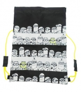 Despicable Me Minions 'Assembly' School Trainer Bag