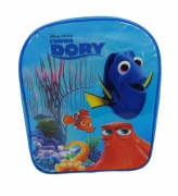 Disney Finding Nemo 'Dory' Pvc Front School Bag Rucksack Backpack