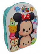 Disney Tsum 3d Eva School Bag Rucksack Backpack