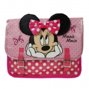 Disney Minnie Mouse School Organizer Bag