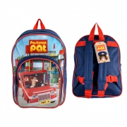 Postman Pat 'Arch Pocket' School Bag Rucksack Backpack