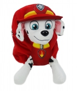Paw Patrol Boys 'Marshall' Plush School Bag Rucksack Backpack