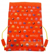 Emoji 'Emoticons' School Trainer Bag