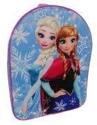 Disney Frozen 'Snowflake Sisters' 3d Eva School Bag Rucksack Backpack