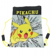 Pokemon 'Pikachu' School Trainer Bag