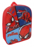 Spiderman 'Abstract' Pv School Bag Rucksack Backpack