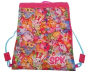 Shopkins Spk' School Trainer Bag