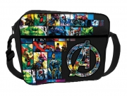 Avengers 'Action' Courier School Shoulder Bag