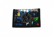 Avengers 'Action' Trifold Wallet