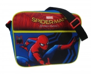Marvel Spiderman Homecoming School Despatch Bag