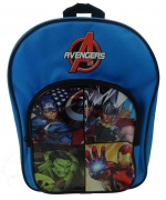 Avengers Energy Burst Arch School Bag Rucksack Backpack