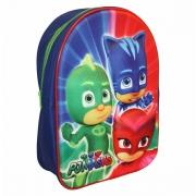 P J Masks Eva 3d School Bag Rucksack Backpack