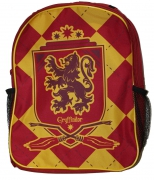 Harry Potter Gryffindor Slytherin Houses Reversible School Bag Rucksack Backpack