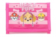 Paw Patrol Play Together Best Pups Pink Wallet