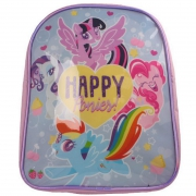 My Little Pony Girls Sugar Crush Happy School Bag Rucksack Backpack